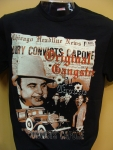 Capone ORG Gangster T-shirt
