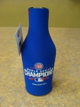 Cubs 2016 Wold Champions Bottle Coozie