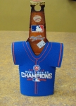 Cubs Jersey Bottle Coozie