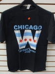 Chicago W 2016 Chanps Cubs T-shirt