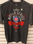 Cubs Dry Fit World Series Champions 2016 T-shirt