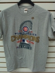 Gray Cubs 2016 Champions T-shirt