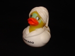 Chicago Spa Rubber Ducky