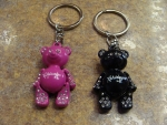 Chicago Black/Pink Bear