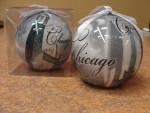 Chicago Sky Moon Ornament