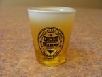 Chicago Beer Shot Glass