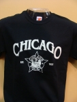 Chicago Police Department Black T-Shirt