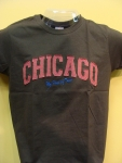 Chicago My Kind Of Town Brown T-Shirt