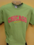 ChicagoMy Kind Of Town Kiwi T-shirt